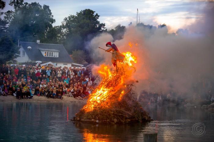 Sankt Hans på Havnen i Rørvig | Det sker i Rørvig : Rørvig Handels- og Håndværkerforening