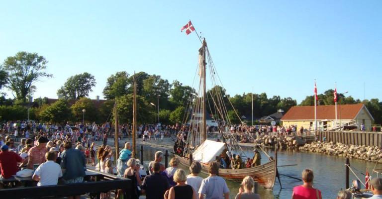 Vikinge togt - rørvig
