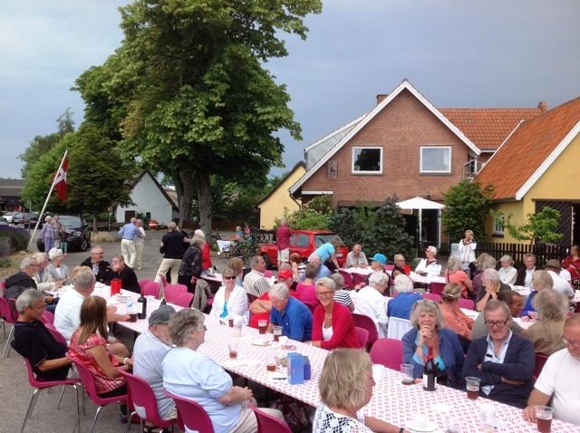 Morgenbord i Rørvig - Det sker i Rørvig